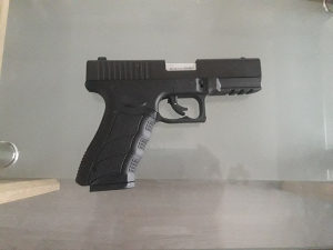 Gasni pištolj