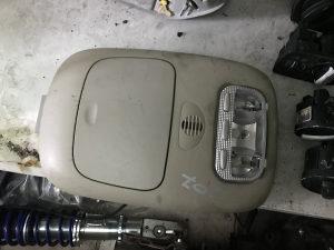 Unutrasnje svjetlo Peugeot 307