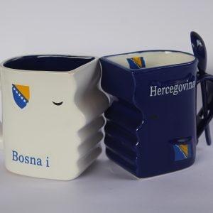 Šolja / šolje Bosna i Hercegovina suvenir 062/960-178