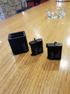 Gopro hero 4 punjive baterije