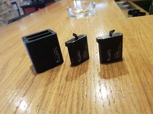 GoPro hero 4 punjac s baterijama
