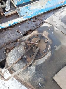 Pumpa u rezervaru rover 200