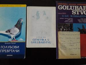 Knjige o golubarstvu