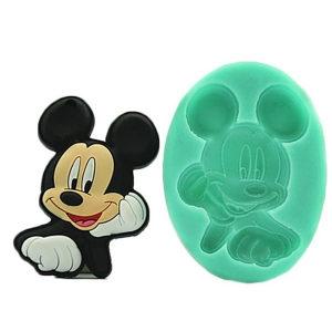 Kalup za fondan torte i kolače Mickey Mouse