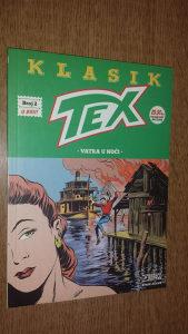 Tex klasik 2. Vatra u Noći - U BOJI -