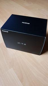 Fuji Kamera X-T2 Nova u kartonu