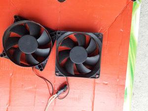 Propeler ventilator
