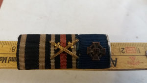 ww2 njemacka  ribbon bars