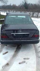 Mercedes 124 250 dizel