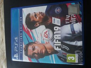 SONY Igrica za PS4 FIFA 19 CHAMPIONS EDITION