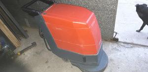 masina za pranje usisiavanje cetkanje hako 24v