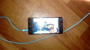 Smartphone wiko fredy