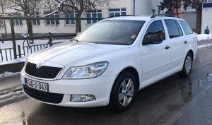 Škoda Octavia 1.4 tsi + plin