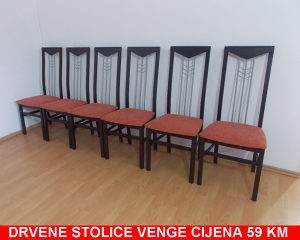 STOLICA SEGA VENGE CAZIN