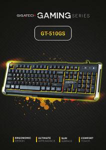 Tastatura Gigatech GT-510GS