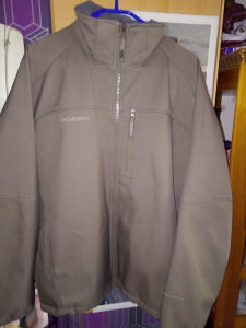 COLUMBIA SOFT SHELL