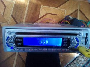 Auto radio cd usb sd kard