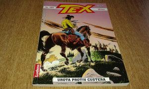 Tex 122 Urota protiv Custera
