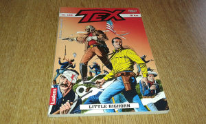Tex 124 Little Bighorn