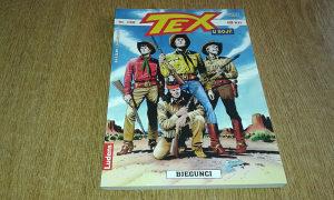 Tex 132 Bjegunci - u boji