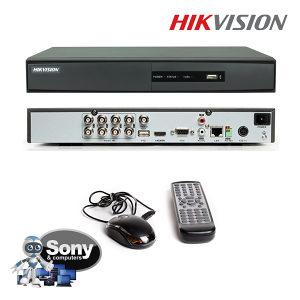 DVR Snimač Hikvision DS-7208HQHI-F2/N