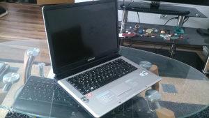 Laptop Gericom phantom design-citati detaljno