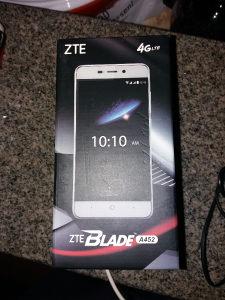 ZTE Blade A452