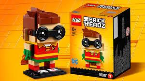 LEGO - Brickheadz Robin