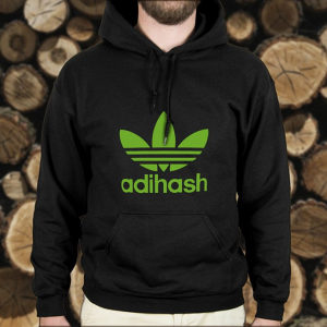 Majica s cannabisom