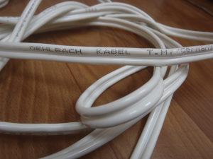 Oehlbach 1051 zvučnički kablovi , neterminisani , par