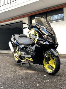 Yamaha T Max 500 tnt kit