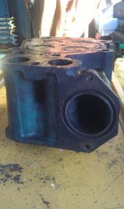 Glave motora Volvo fh 16