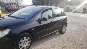Peugeot 307 1.6 hdi 2005 god