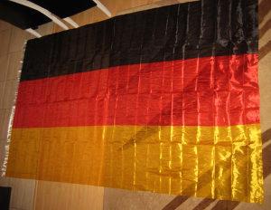 Velika zastava Njemačke - Njemačka 150x250 cm