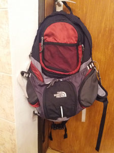 The North face rusak