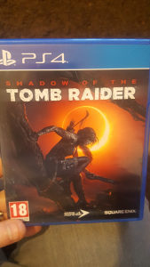 Shadow of the Tomb Raider / PS4