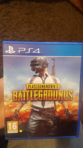 PUBG (PLAYER UNKNOWN'S BATTLEGROUND)  / PS4