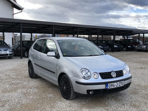 VW Polo 1,4 benz 2002god, klima registrovan