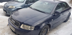 Audi A4 1.9TDI 2002 godina