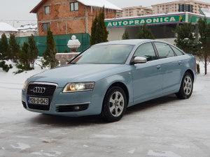 Audi A6 2.7 TDI Exclusive Full Koza MMI Navi Zeder