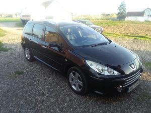 Peugeot 307 2.0 hdi max oprema