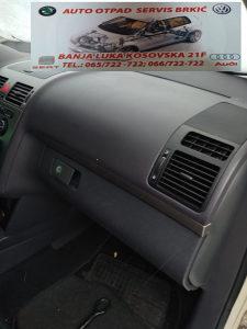 VW TOURAN 1T0 DIJELOVI VAZDUŠNI JASTUK AIR BAG