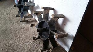 Tockovi metalni za kopacicu