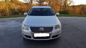 VW Passat 6 2.0 TDI 2005