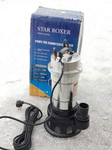 Pumpe pumpa muljara muljare za vodu 3950w-2850r/min