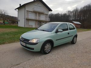 Opel corsa 1.0 klima