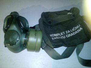 Vojna gas maska