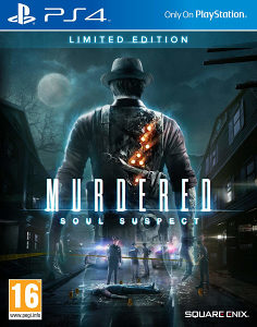 Murdered Soul Suspect Limited Edition PlayStation 4