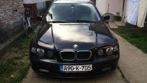 BMW E46 316ti Compact Facelift