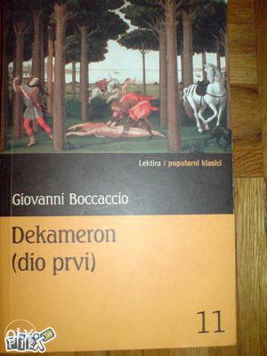 DEKAMERON - Đovani Bokačo